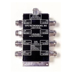 GPS Networking  Inc. GPS Active Antenna Splitter 1x8