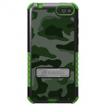 AMAZON FIRE PHONE BEYOND CELL TRI SHIELD CASE - GREEN CAMO