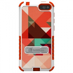 AMAZON FIRE PHONE BEYOND CELL TRI SHIELD CASE - ABSTRACT PUZZLE