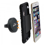 Armor All- Magnetic Phone Vehicle Vent Mount | Universal