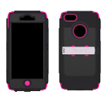 Trident Kraken AMS Case for Apple iPhone 5 (Black/Pink)