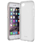 Evutec SELENIUM Series Case for Apple iPhone 7 - Clear/Silver