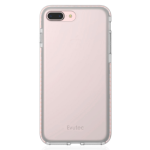 Evutec SELENIUM Series Case for Apple iPhone 7 Plus -  Clear/Rose Gold