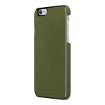 Adopted Leather Wrap Case for iPhone 6/6s - Saddle Olive/Gunmetal