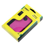 OtterBox Impact Case for Apple iPhone 4 - Hot Pink