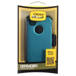 Otterbox Defender Series Case & Holster for iPhone 4S / iPhone 4 ( Light Teal/Deep Teal)