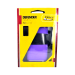 OtterBox Defender Case with Swivel Belt Clip for Apple iPod Touch 4  (White/Purple)