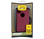 OtterBox Defender Case for Apple iPhone 4G / 4S - Peony Pink / Deep Plum