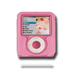 OtterBox Defender Case for Apple iPod Nano - Pink