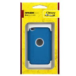 OtterBox Defender Series Case for Apple iPod Touch 4G - Blue/White