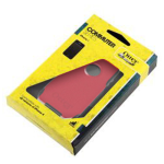 OtterBox Commuter Series Hybrid Case for AT&T and Verizon iPhone 4 - Red/Black