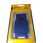 Otterbox Commuter Case (Blue/White) for Apple iPhone 4