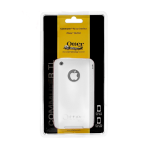 OtterBox Commuter TL Case for Apple iPhone 3G - White