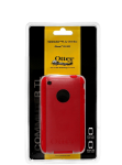 Otterbox Commuter TL Case for Apple iPhone 3G/3GS - Red