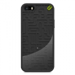 APPLE IPHONE 5/5S/SE PURE GEAR RETRO GAMER CASE - AMAZING BLACK