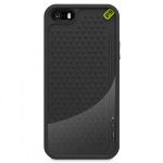 APPLE IPHONE 5/5S/SE PURE GEAR RETRO GAMER CASE - UNDECIDED BLACK