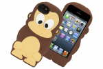 APPLE IPHONE 5/5S/SE KAZOO MONKEY GRIFFIN CASE