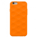 APPLE IPHONE 6/6S TRIDENT KRIOS BUBBLE WRAP SERIES CASE - ORANGE
