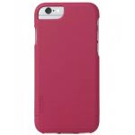 APPLE IPHONE 6 SKECH HARD RUBBER SERIES CASE - PINK