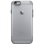 APPLE IPHONE 6/6S PUREGEAR SLIM SHELL PRO CASE - CLEAR/GRAY