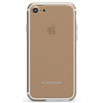 APPLE IPHONE 7/6S/6 PUREGEAR GLASSBAK 360 SERIES CASE - GOLD