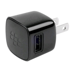 OEM BlackBerry BB10, Q10, Z10, Z30, Micro USB Travel Charger 850mA - Universal USB Charger