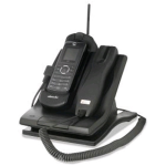 AdvanceTec Communicator Desktop Station for Motorola i294 Phones (Black) - AT3067A