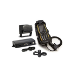 AdvanceTec Hands-Free Car Kit with PTT for Sonim XP Strike, XP3400 (Black)