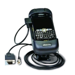 AdvanceTec 8350i Cradle for The Blackberry for Use With AdvanceTec AT6556A Car Kit