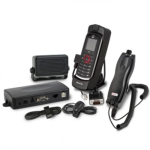 AdvanceTec Car Kit W/O Cradle for Use Only With Mini USB Connector Handsets