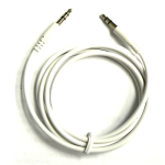 Cellular Accents Auxiliary Cable 3.5mm to 3.5mm,WH