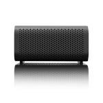 Braven 440 Portable Bluetooth Speaker Mobile Device Charger Speakerphone (Gray/Black End Caps)