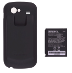 Seidio - Extended Battery and Door for Samsung Nexus S 4G SPH-D720