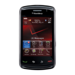 BlackBerry Storm2 9550 Replica Dummy Phone / Toy Phone (Black) (Bulk Packaging)