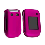 Technocel Soft Touch Snap On Protective Cover for Blackberry 9670 - Pink