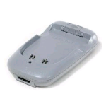 OEM Samsung Spare Battery Charger Cradle for Samsung N330 (Gray) - BCH274CSEB-Z