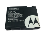 Original Motorola BK70 Battery SNN5823A (Black)