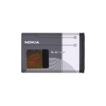 OEM Nokia Lithium Ion Cell Phone Battery for Nokia 6256 (Gray/Silver)
