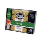 Bradley Smoker Apple Bisquettes (48 Pack) BTAP48