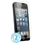 BodyGuardz ScreenGuardz UltraTough Screen Protector for Apple iPhone 5 - Clear