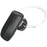 Quikcell Color Burst Mini Bluetooth Headset (Black) - BT245-BLK