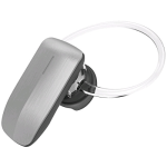 Quikcell Color Burst Mini Bluetooth Headset (Silver) - C-BT245-SIL