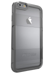 Pelican Adventurer Case for Apple iPhone 6/6S Plus - Clear/Gray