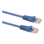 Signamax/AESP - Category 6 Patch Cable, Blue, 7 Foot, RJ-45