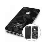 Cell Armor 3D Screen Protector, Triangles for Apple iPhone 4 (Front and Back)