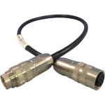 FCT US 60 Meter AISG Ret Cable AISG 8-pin socket lock, IP68 Male and Female Remote Tilt Cable.