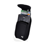 Nite Ize Cargo Magnet Tall Clip Case for HTC HD2 (Black) - CCCT-03-MAG01
