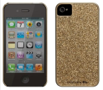 Case-Mate Glam Case for Apple iPhone 4/4S - Gold