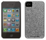 Case-Mate Glam Case for Apple iPhone 4/4S ??? Silver