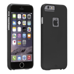 Case-Mate Barely There Case Cover Apple iPhone 6 (Black) - CM031386
